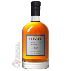 Koval Millet Whiskey [0,5L 40%]
