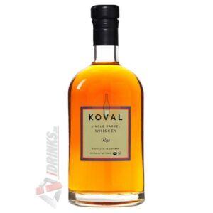 Koval Rye Whiskey [0,5L 40%]