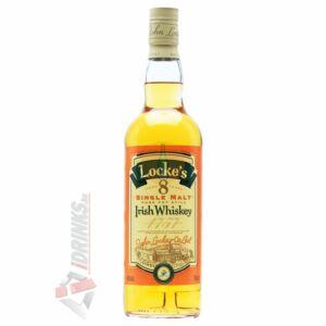 Lockes 8 Years Whiskey [0,7L 40%]