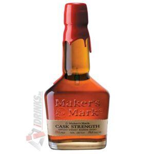 Makers Mark Cask Strength Whisky [0,7L 55,75%]
