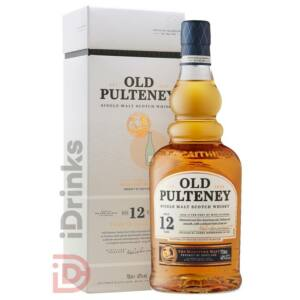 Old Pulteney 12 Years Whisky (DD) [0,7L 40%]