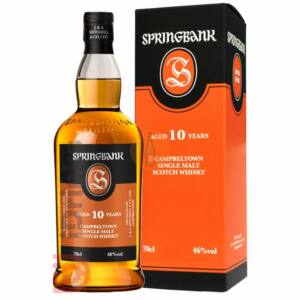 Springbank 10 Years Whisky [0,7L 46%]