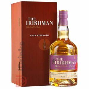 The Irishman Cask Strength Whiskey [0,7L|54%]