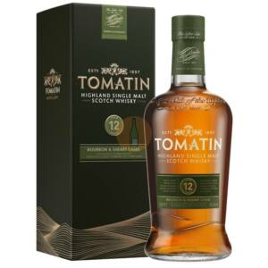 Tomatin 12 Years Whisky [0,7L 43%]