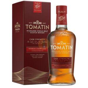 Tomatin Cask Strength Whisky [0,7L 57,5%]