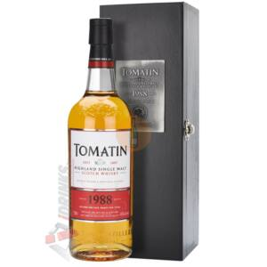 Tomatin Vintage 1988 Whisky [0,7L 46%]