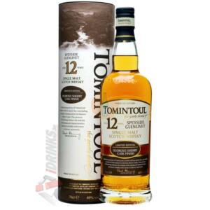 Tomintoul 12 Years Sherry Finish Whisky [0,7L|40%]