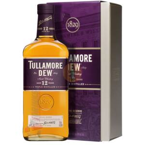 Tullamore Dew 12 Years Whiskey [0,7L|40%]