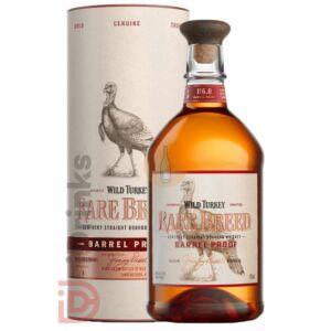 Wild Turkey Rare Breed Whiskey [0,7L 58,4%]
