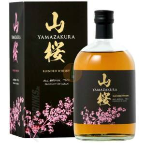 Yamazakura Blended Whisky [0,7L 40%]