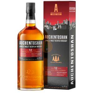 Auchentoshan 12 Years Whisky [1L 40%]