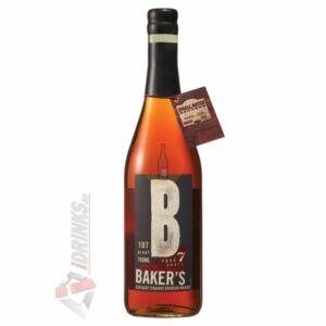 Baker's 7 Years Whiskey [0,7L 53,5%]