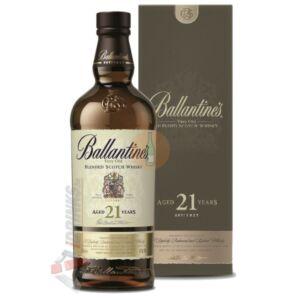 Ballantines 21 Years Whisky [0,7L 40%]