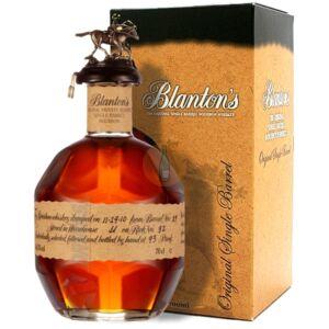 Blantons Single Barrel Whiskey [0,7L|46,5%]