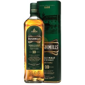 Bushmills 10 Years Whiskey [0,7L|40%]