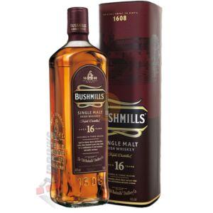 Bushmills 16 Years Whiskey [0,7L|40%]