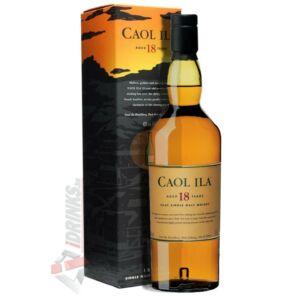 Caol Ila 18 Years Whisky [0,7L 43%]