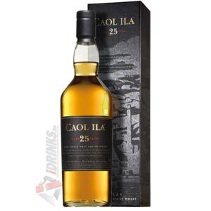 Caol Ila 25 Years Whisky [0,7L|43%]