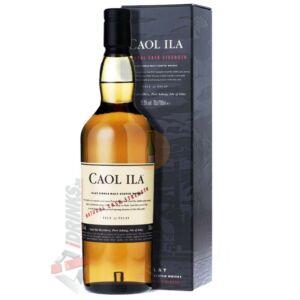 Caol Ila Cask Strength Whisky [0,7L|61,6%]