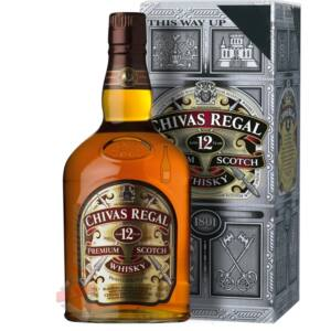 Chivas Regal 12 Years Whisky [4,5L|40%]