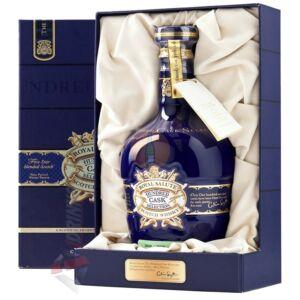 Chivas Regal Royal Salute 100 Cask Whisky [0,7L 40%]