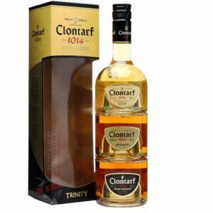 Clontarf Trinity Pack Whiskey [0,6L|40%]