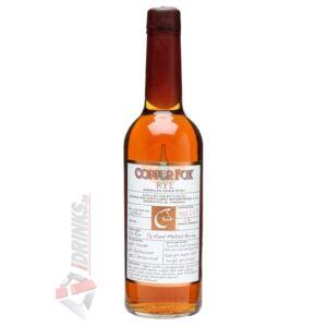 Copper Fox Rye Whiskey [0,7L|45%]