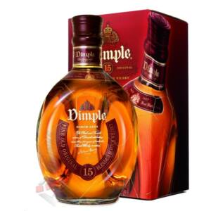 Dimple 15 Years Malt Whisky [0,7L|40%]