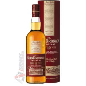 GlenDronach 12 Years Whisky [0,7L 43%]