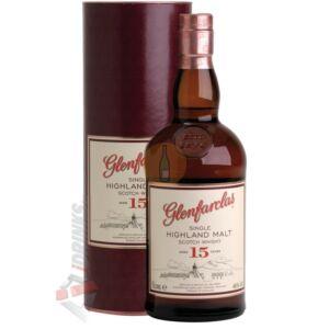 Glenfarclas 15 Years Whisky [0,7L|46%]