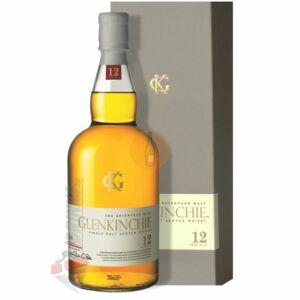 Glenkinchie 12 Years Whisky (PDD) [0,7L 43%]