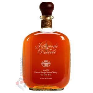 Jefferson's Reserve Bourbon Whiskey [0,7L 45,1%]
