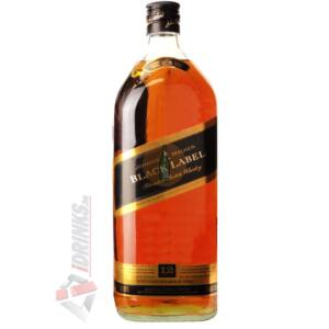 Johnnie Walker Black Label Whisky [1,5L|40%]
