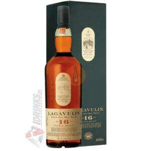 Lagavulin 16 Years Whisky [0,7L|43%]
