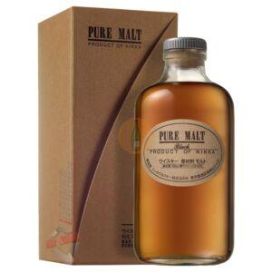 Nikka Pure Malt Black Whisky [0,5L|43%]