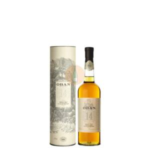 Oban Malt 14 Years Whisky [0,2L|43%]