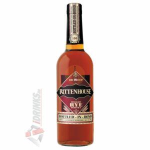Rittenhouse 100 Proof Rye Whiskey [0,7L|50%]