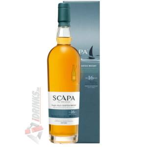 Scapa 16 Years Whisky [0,7L|40%]