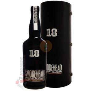 Smokehead Extra Black 18 Years Whisky [0,7L 46%]