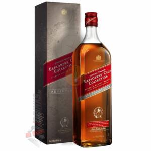 "Johnnie Walker Explorer's Club Collection ""The Adventurer"" Whisky [1L
