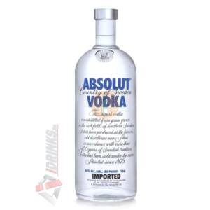 Absolut Blue Vodka [0,7L 40%]