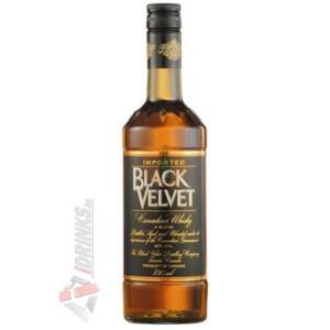 Black Velvet Whisky [0,7L|40%]